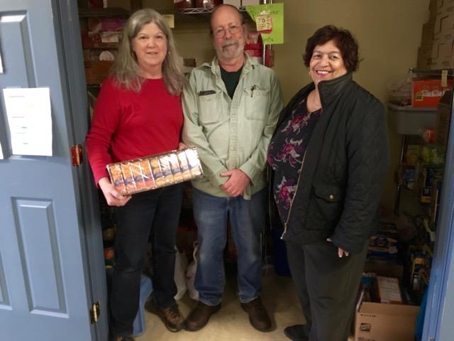 Parish Outreach: Clarke Parish - Fighting Hunger