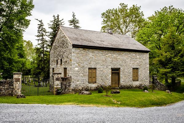 Parish History - Clarke Parish: Old Chapel