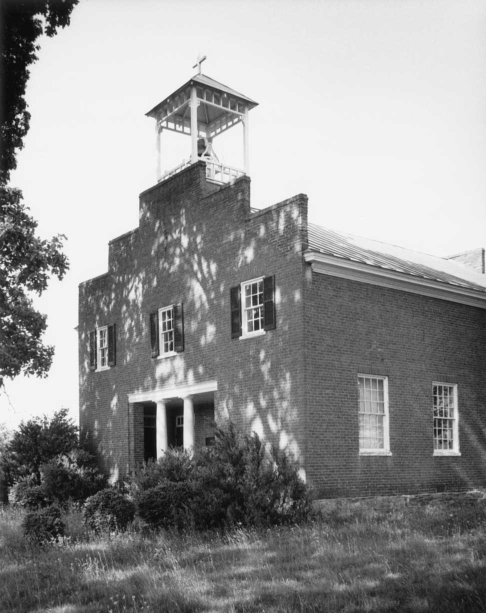 Parish History - Clarke Parish: Wickliffe Church